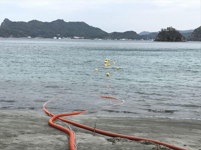 砂浜から取水.jpg